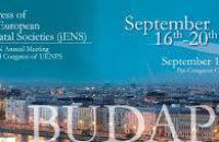 Συμμετοχή στο πρώτο συνέδριο των ευρωπαϊκών νεογνολογικών εταιρειών Congress of joint European Neonatal Societies (jENS)