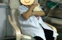 Δωρεά στη ΜΕΝΝ του Νοσοκομείου Παίδων «Αγλαΐα Κυριακού»
