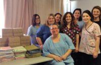 Δωρεά στη ΜΕΝΝ του Γενικού Νοσοκομείου Νίκαιας